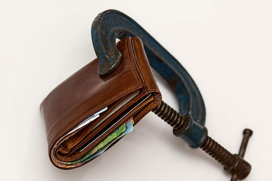 Kreditraten zahlen