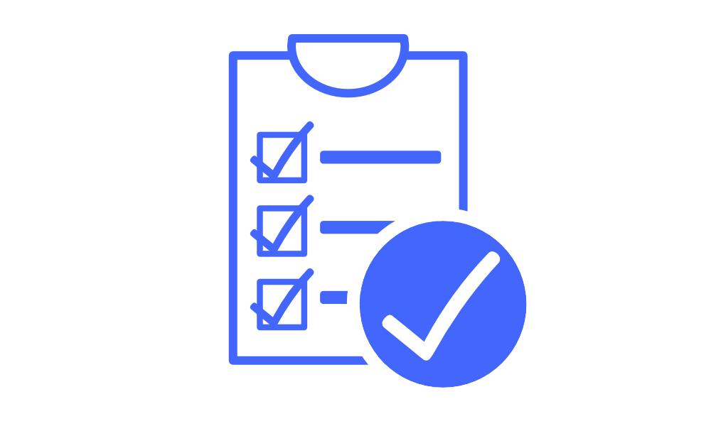 Kredit-Checkliste